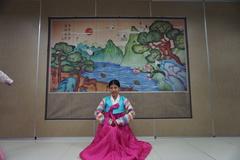 한국 문화 체험 - 한복 체험_18.12.07